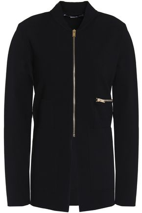 STELLA McCARTNEY Stretch-ponte jacket