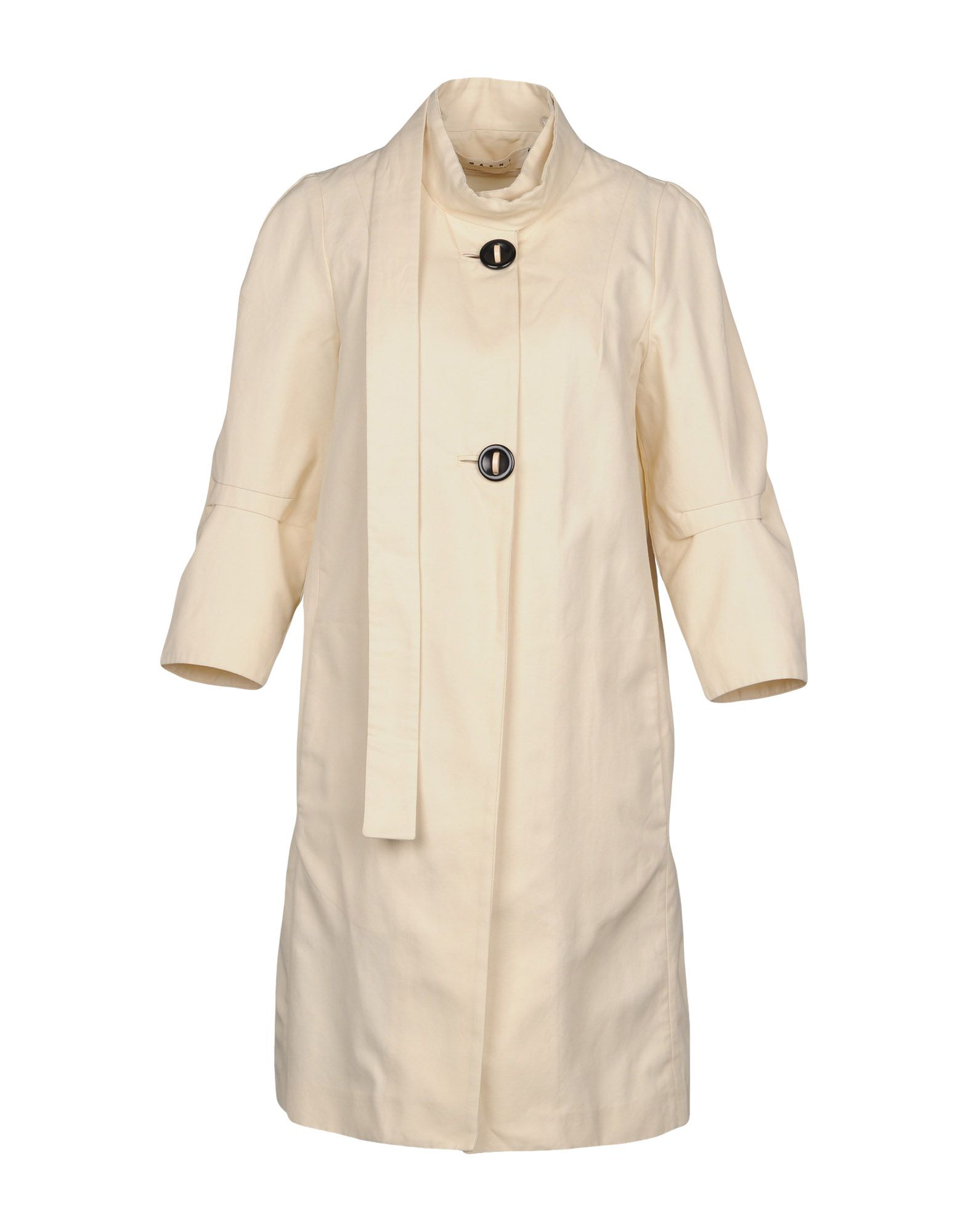 цена MARNI Легкое пальто онлайн в 2017 году