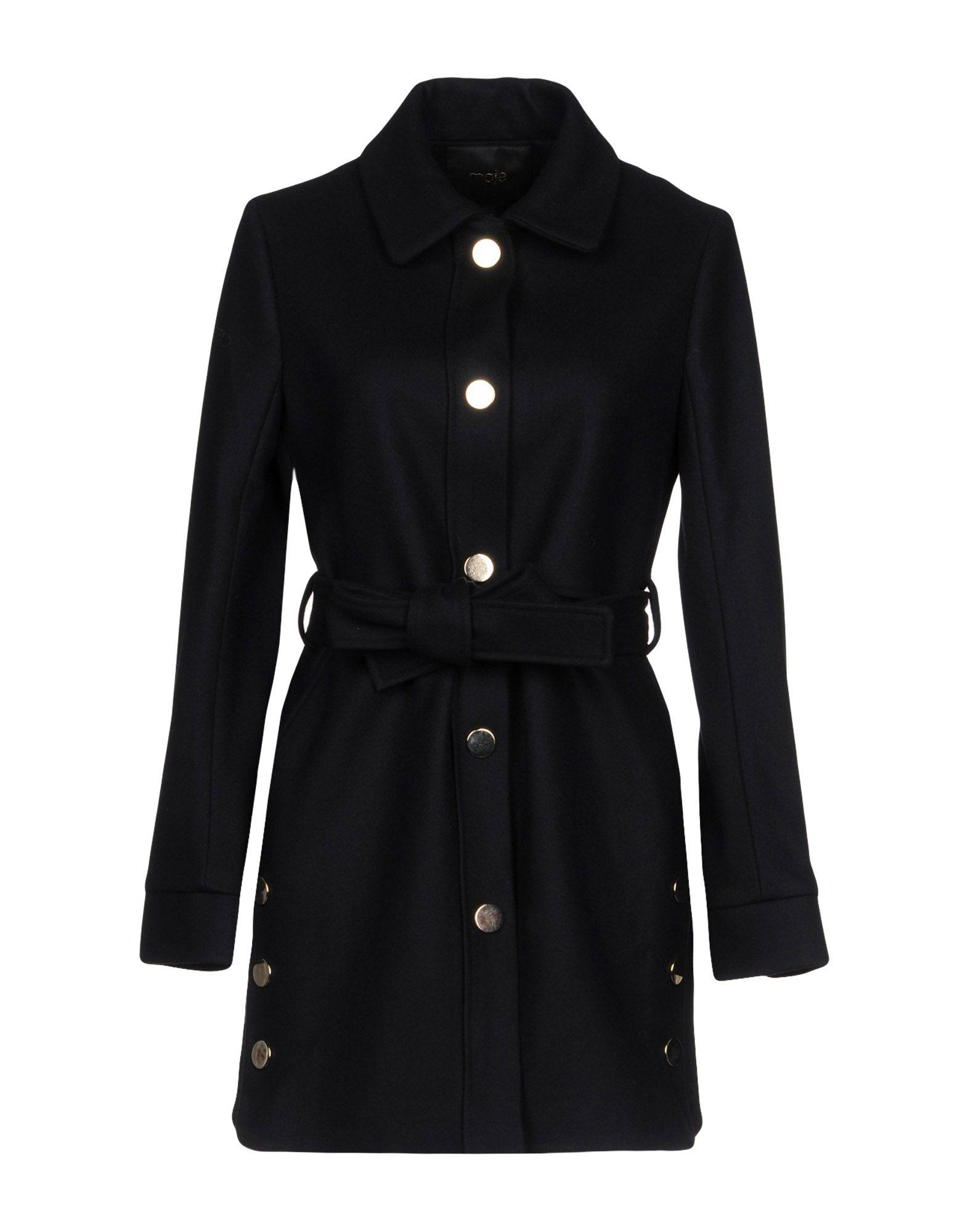 MAJE Пальто цена и фото