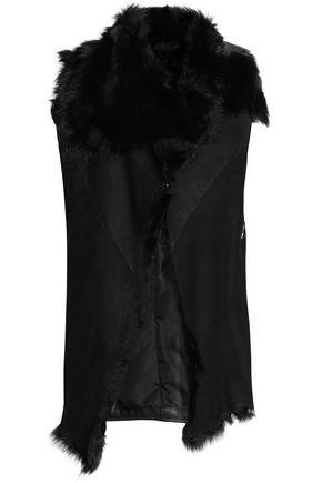 MUUBAA Shearling vest
