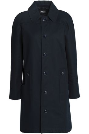 A.P.C. Cotton-canvas coat