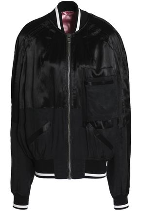 HAIDER ACKERMANN Satin bomber jacket
