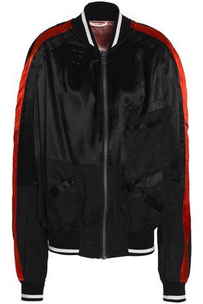 HAIDER ACKERMANN Satin bomber jacket