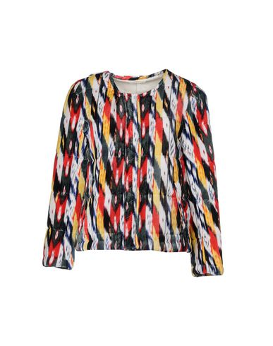 Купить Женскую куртку ISABEL MARANT ÉTOILE красного цвета