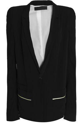 HAIDER ACKERMANN Silk-crepe blazer