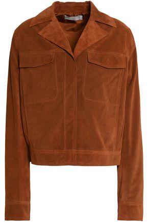 VINCE. Suede jacket