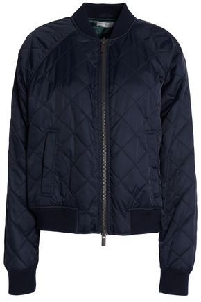 VINCE. Quilted shell bomber jacket
