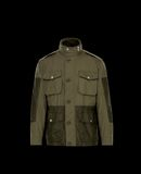 MONCLER AGARD - Overcoats - men