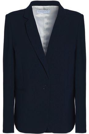 SANDRO Crepe blazer