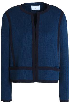 SANDRO Kimy cloqué jacket