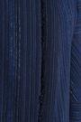 SANDRO Frayed jacquard jacket