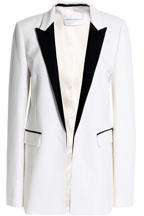 AMANDA WAKELEY Crepe blazer