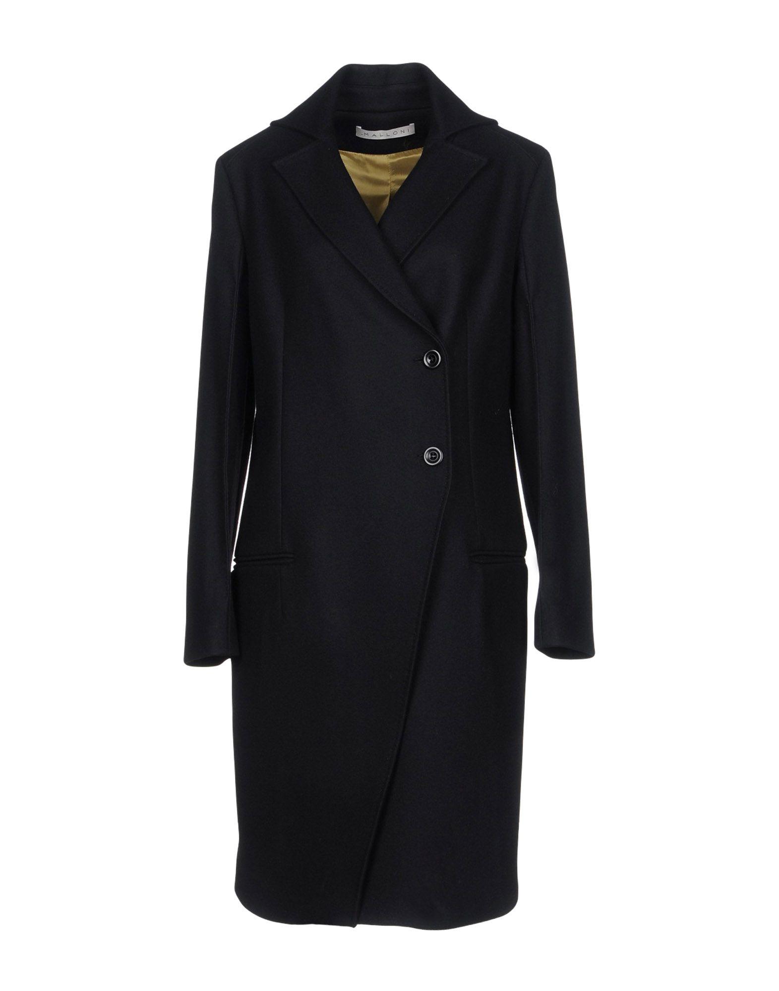 MALLONI Пальто цены онлайн