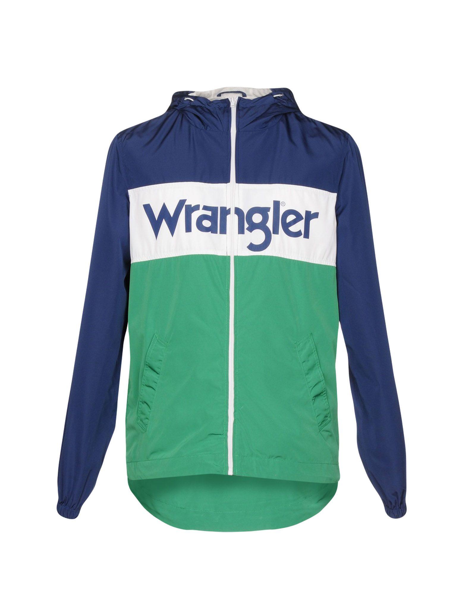 wrangler джинсовая верхняя одежда WRANGLER Куртка