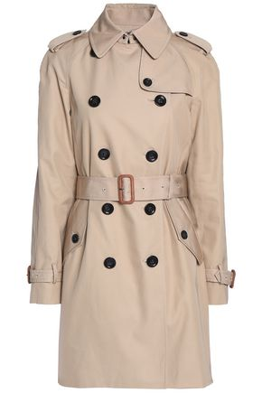 COACH Cotton-gabardine trench coat