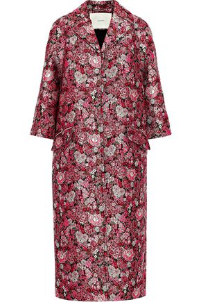 ADAM LIPPES Brocade coat