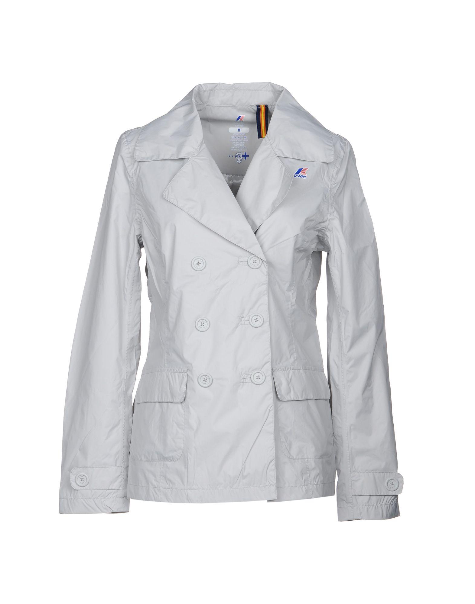 K-WAY Легкое пальто mresale легкое пальто