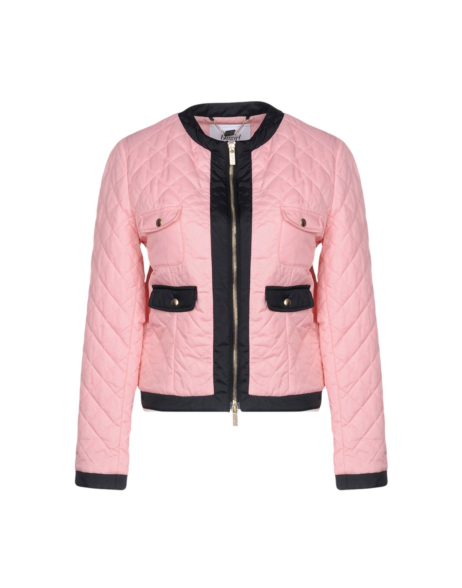 BLUGIRL BLUMARINE Куртка blumarine куртка blumarine 4303 blumarine ss15 белый
