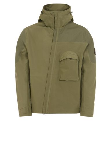 STONE ISLAND Jacket 426F1 GHOST PIECE_TANK SHIELD  FEATURING MULTI LAYER FUSION TECHNOLOGY