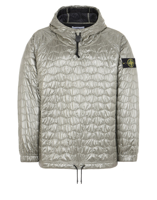 STONE ISLAND ライトウェイトジャケット 42821 PERTEX QUANTUM Y WITH PRIMALOFT® INSULATION TECHNOLOGY