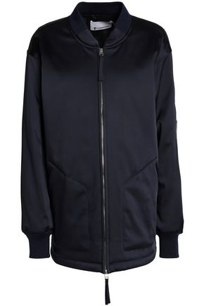 T by ALEXANDER WANG Oversized neoprene jacket
