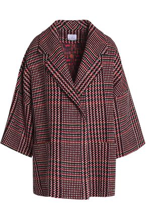 STELLA JEAN Oversized tweed coat