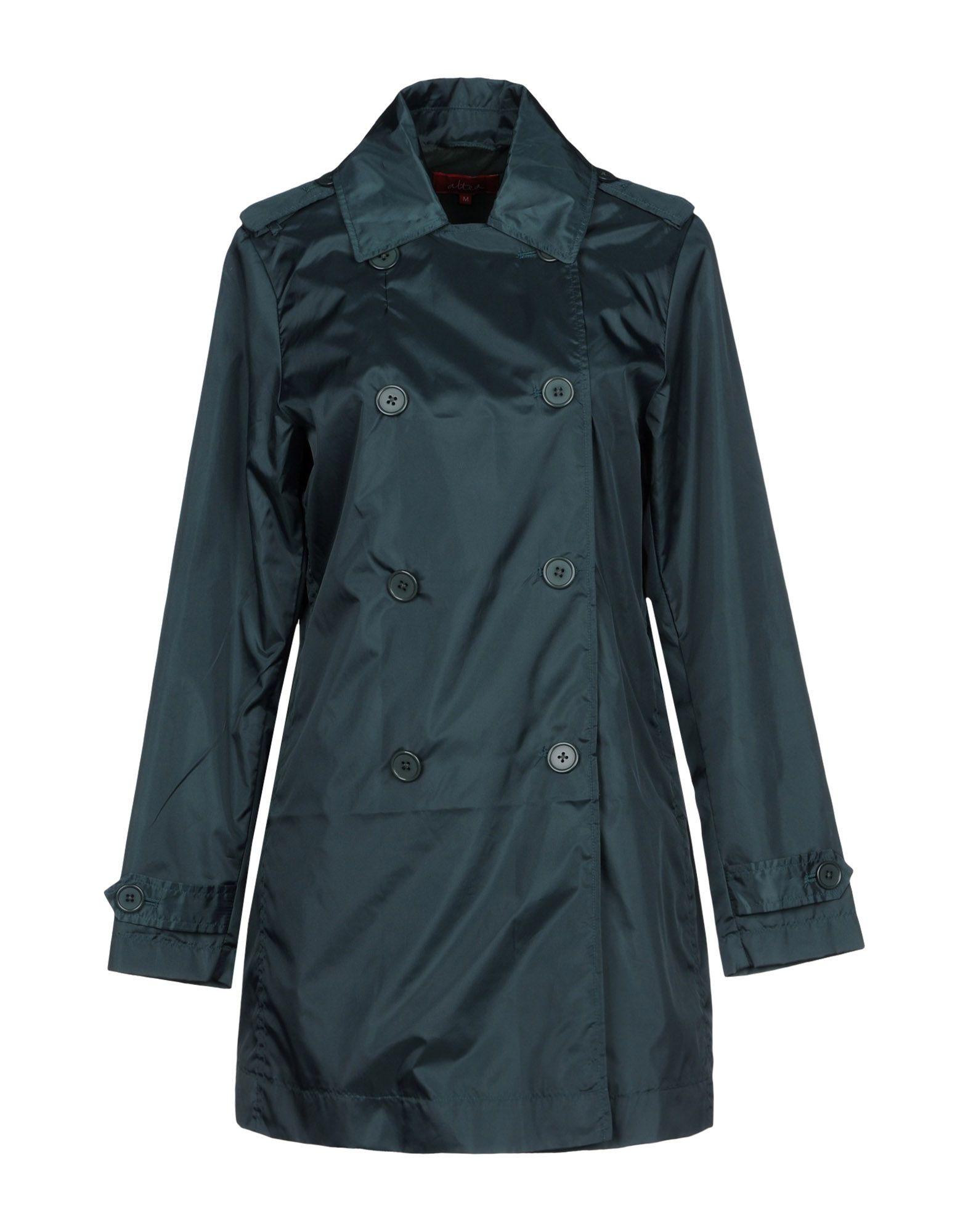 ALTEA dal 1973 Легкое пальто dal dosso® перчатки