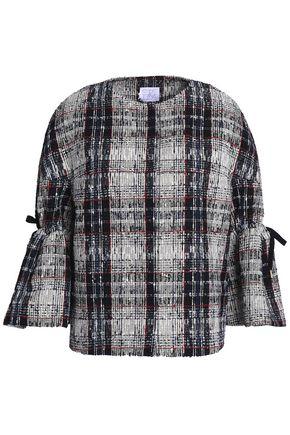 STELLA JEAN Checked tweed jacket