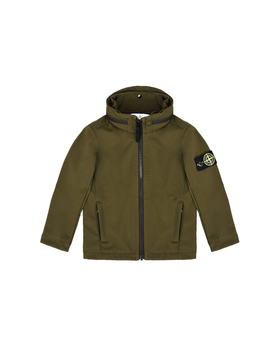 ブルゾン 40134 LIGHT SOFT SHELL-R  STONE ISLAND JUNIOR - 0