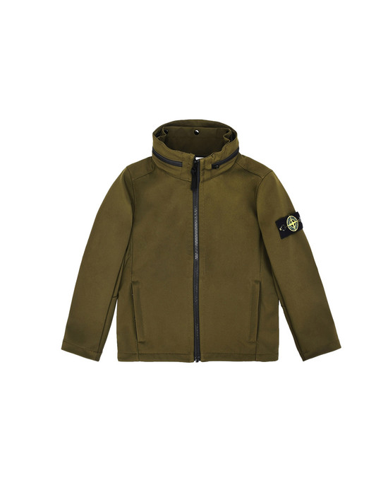 STONE ISLAND KIDS Jacket 40134 LIGHT SOFT SHELL-R