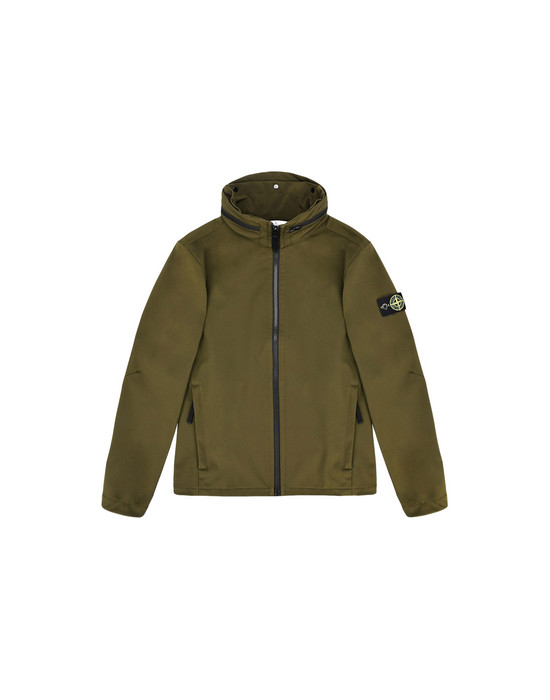 Jacke 40134 LIGHT SOFT SHELL-R  STONE ISLAND JUNIOR - 0
