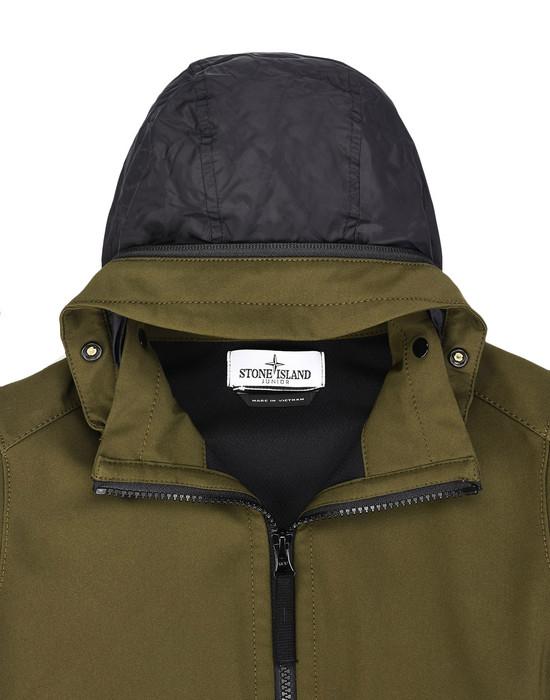 41787774qf - 코트 - 재킷 STONE ISLAND JUNIOR