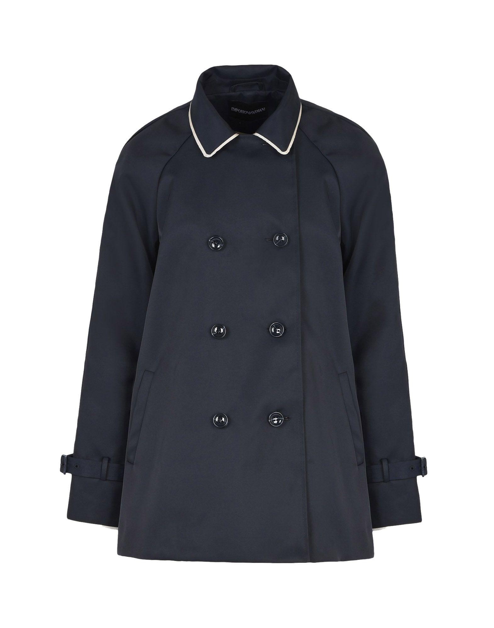 EMPORIO ARMANI Легкое пальто mresale легкое пальто