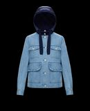 MONCLER RESINITE - Overcoats - women