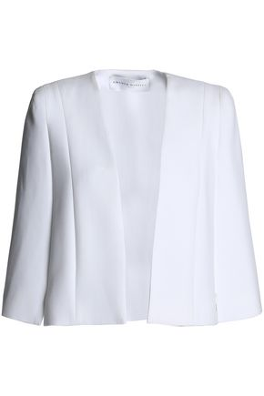 AMANDA WAKELEY Cape-effect cady jacket