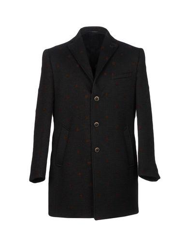 Blu scuro uomo VINCENT TRADE Cappotto uomo