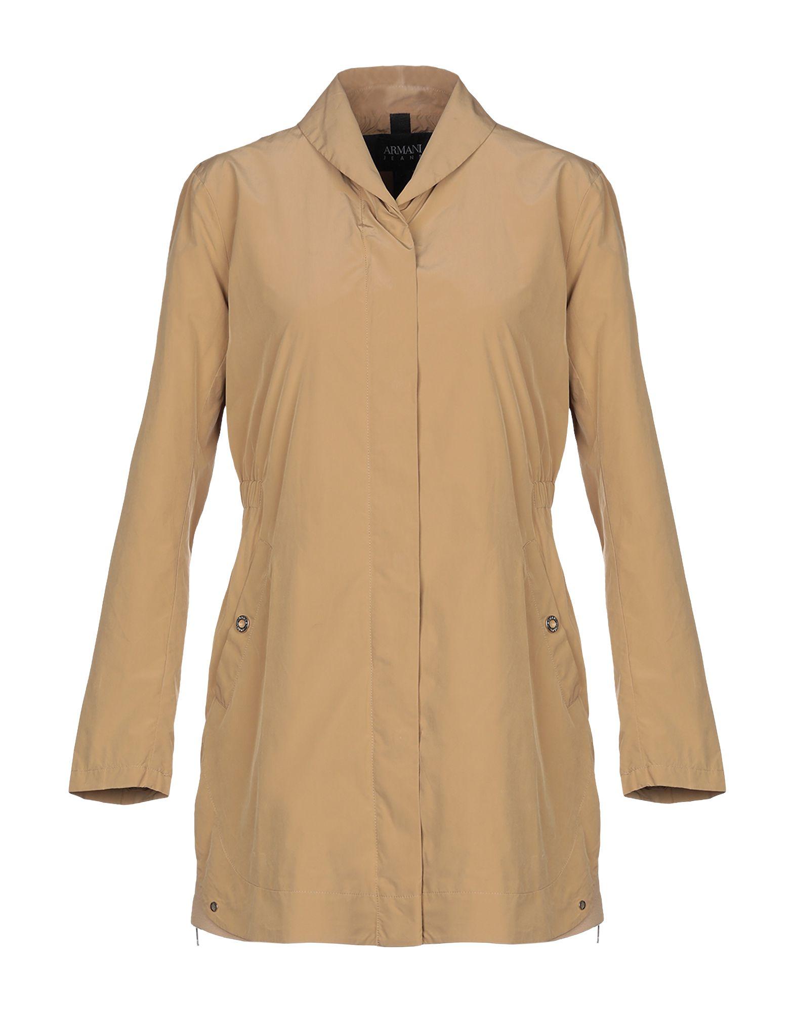 ARMANI JEANS Легкое пальто