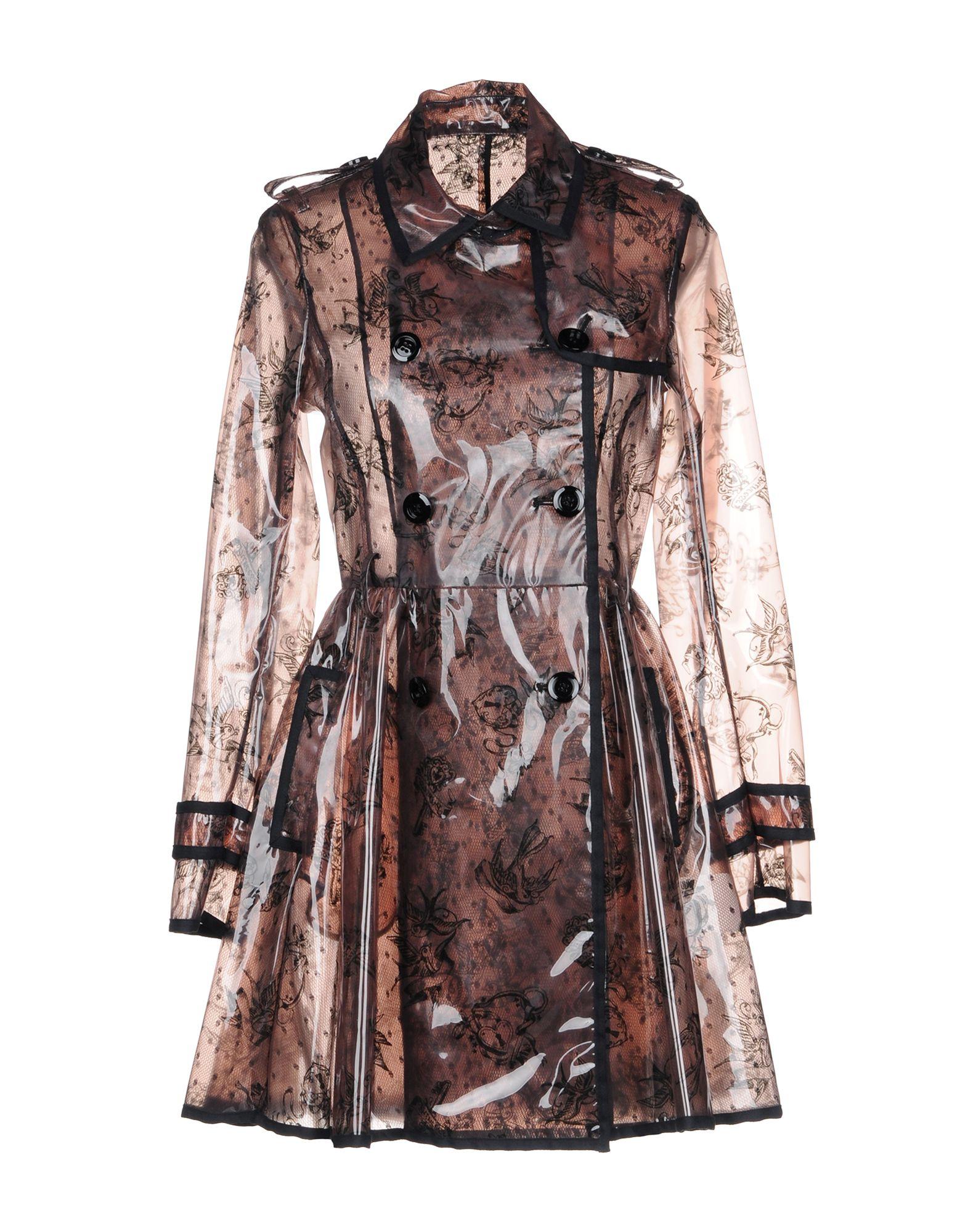 REDValentino Легкое пальто mresale легкое пальто