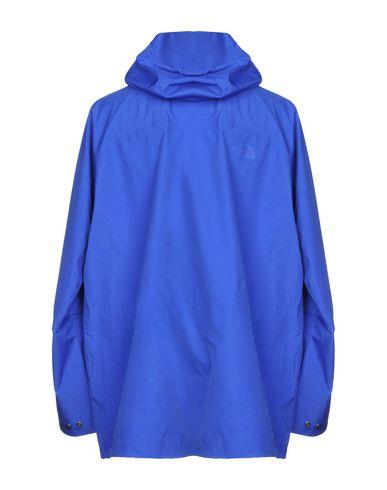 THE NORTH FACE Herren Jacke Blau Größe XL 100% Polyester Polyamid Elastan
