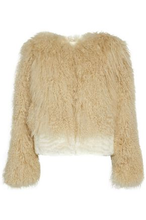 SEA Shearling coat
