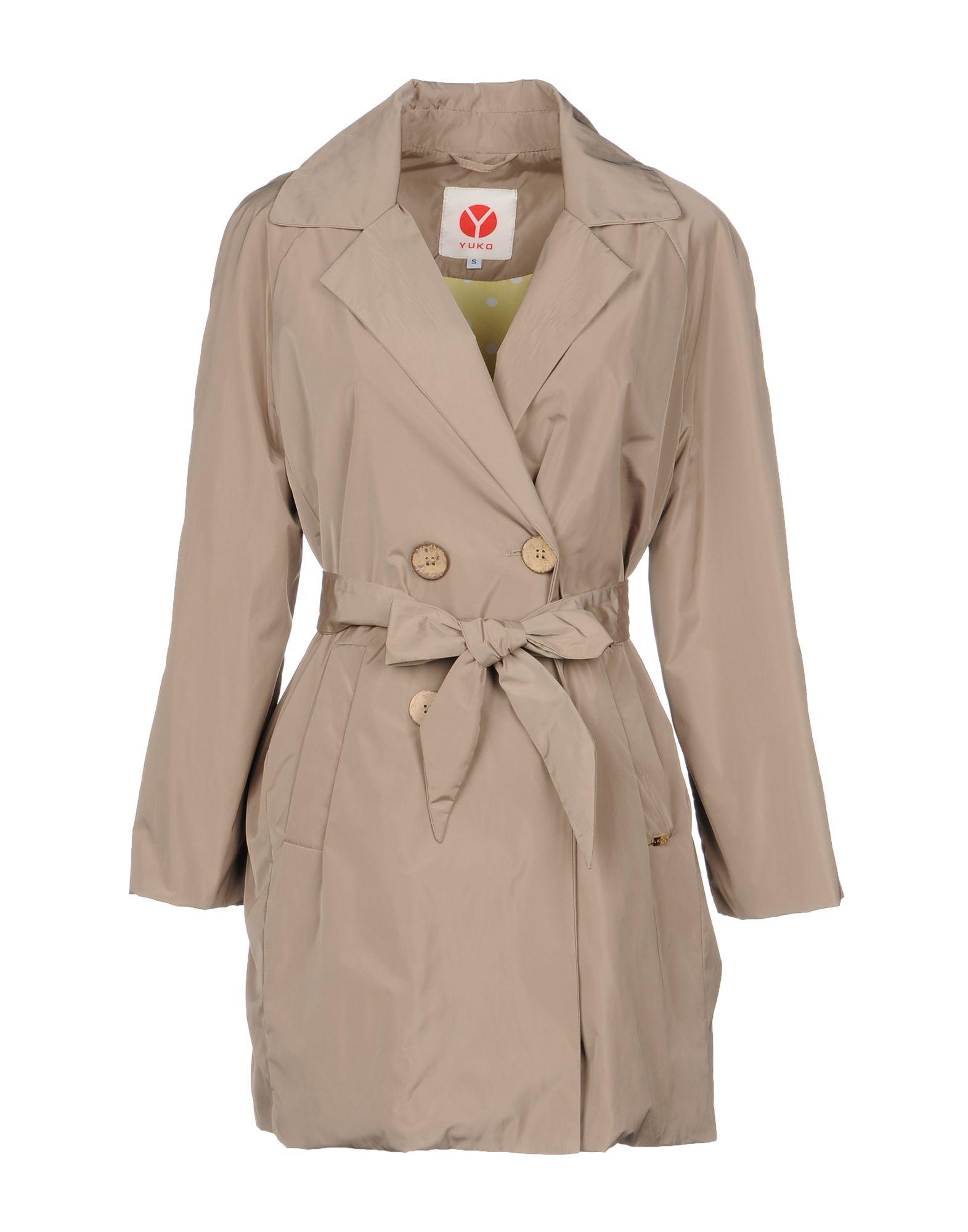 YUKO Легкое пальто yuko пуховик