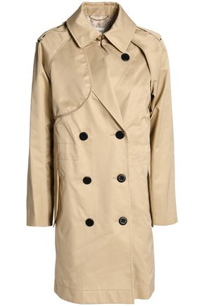 COACH Cotton-gabardine trench coat