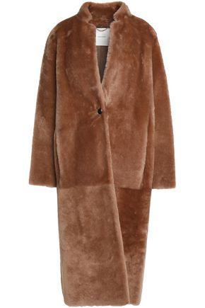 ADAM LIPPES Shearling coat
