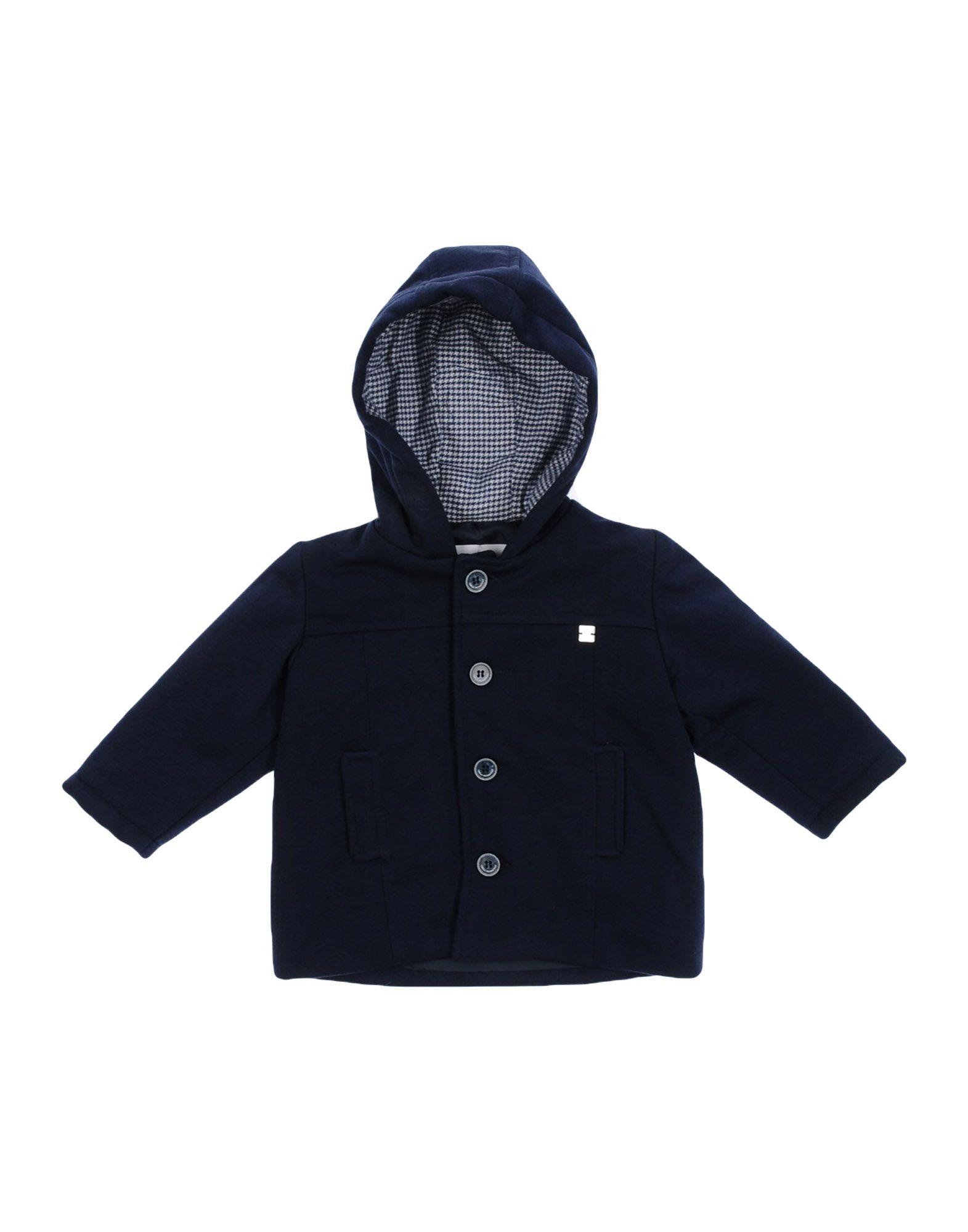CARLO PIGNATELLI Jacket in Dark Blue