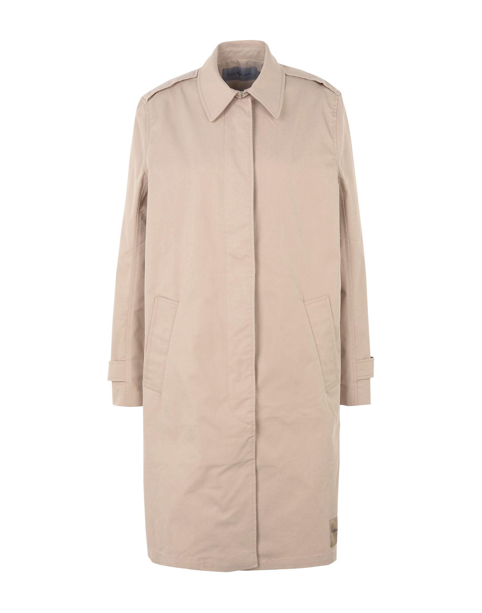 CALVIN KLEIN JEANS Легкое пальто женское пальто calvin klein