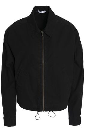 JAMES PERSE Stretch cotton-shell jacket