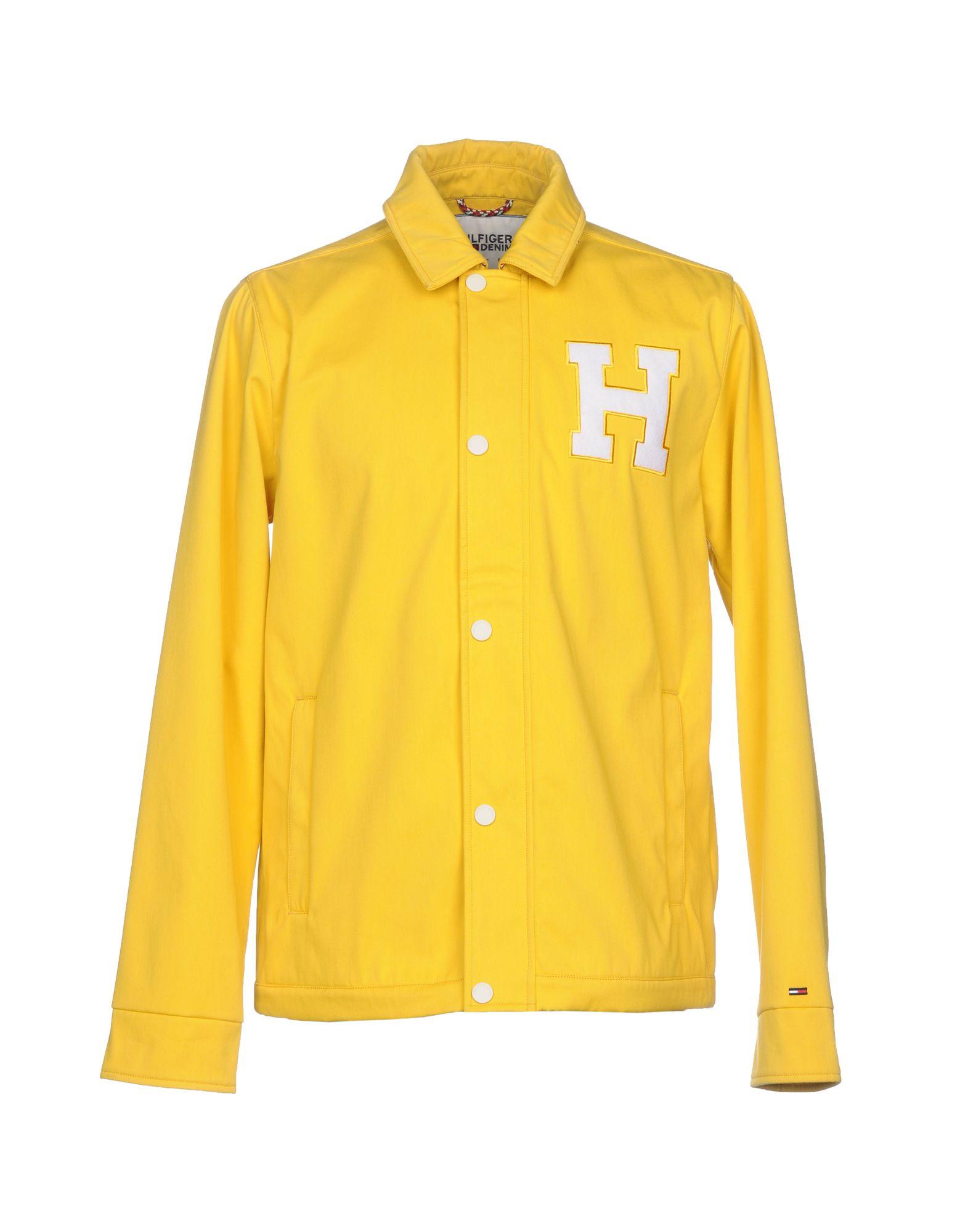 TOMMY HILFIGER DENIM Куртка футболка tommy hilfiger denim tommy hilfiger denim to013ewtpb98