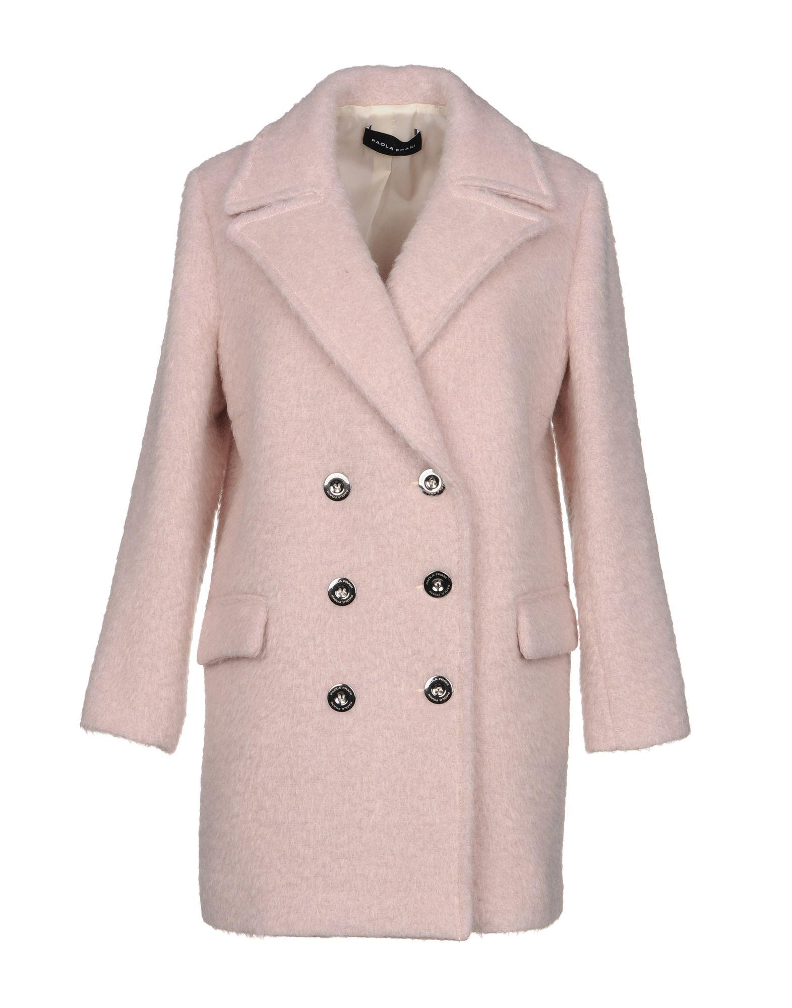 PAOLA FRANI Пальто пальто