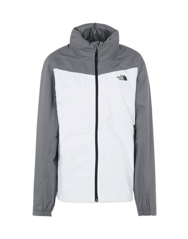 THE NORTH FACE Damen Jacke Weiß Größe XS 100% Polyester