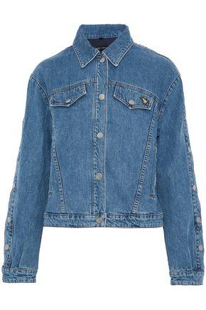 J BRAND Electrify snap-detailed denim jacket